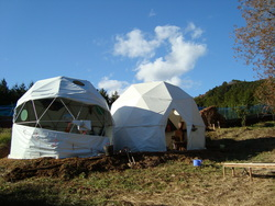 キャンプ終了