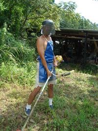 幻の!?草刈ロボット