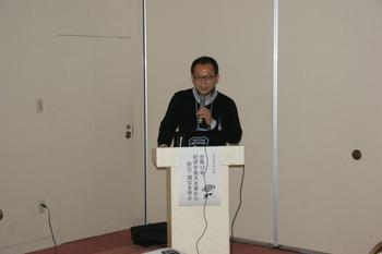 2013年3月9日日本社会行動分析学会防災講演