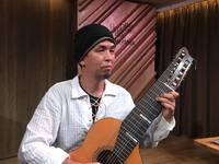 息を飲む11弦ギターの奏楽