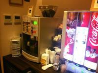 【ワンコインで】LURU HALL CAFEの楽しみ方【フリーソフトドリンク】