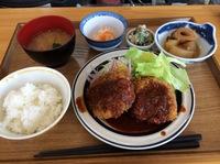 今日のランチ(こたま食堂)