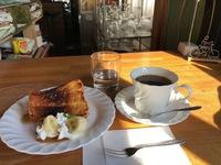 今日のカフェ(もくれん)