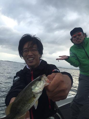 琵琶湖釣果(動画あり)