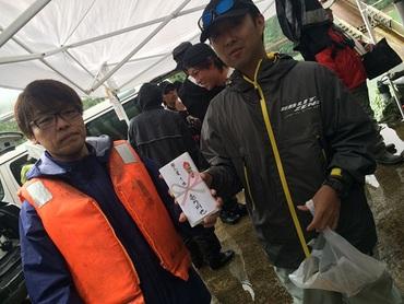 第3回合川ダムバス釣り大会