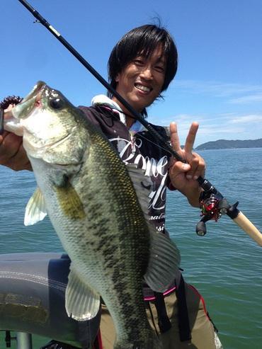 琵琶湖20150720-6