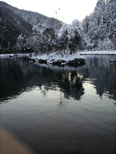 滋賀県管理釣り場でトラウトフィッシング