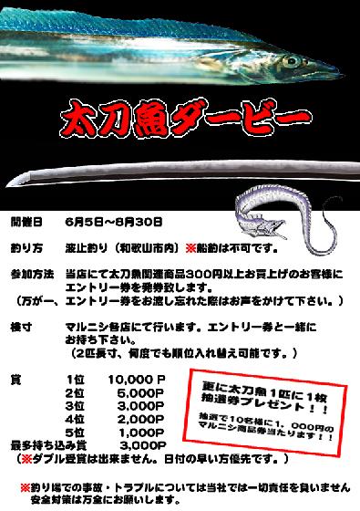 【和歌山 釣果情報】