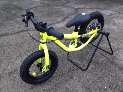 娘のキックバイク!! Ver.3