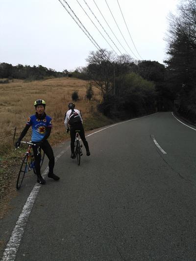 本年第一回走行会 山岳すぺしゃる 2