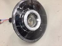 ヘッドライト加工品を修理