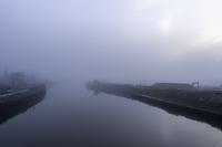 霧の和田川