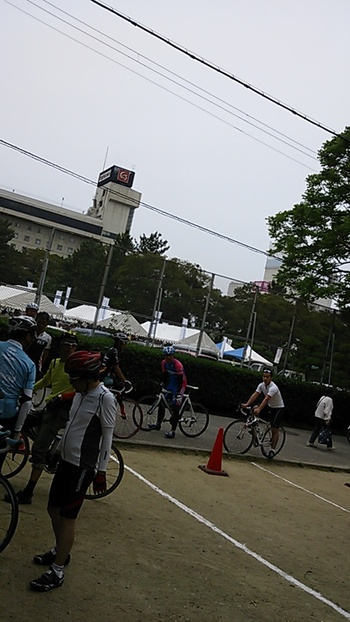 今月の走行会~!