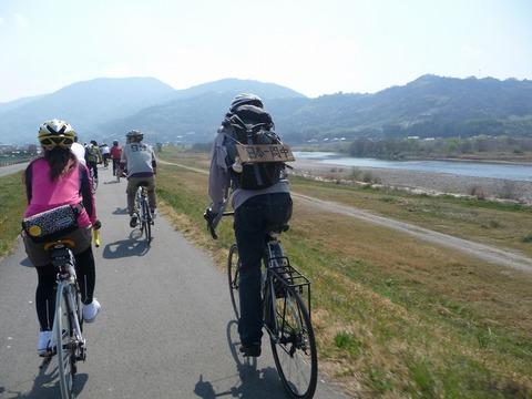 ピンクリボンサイクリングの感想