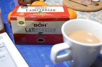 マレーシア Boh Tea