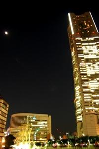 横浜の夜景で。。