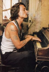 Johnny Depp *profile*