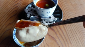 珈琲ロール と ほうじ茶プリン⭐