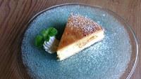 キャラメルチーズケーキ☆