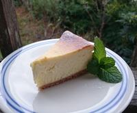 ニューヨークチーズケーキ☆