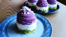 紫モンブラン☆