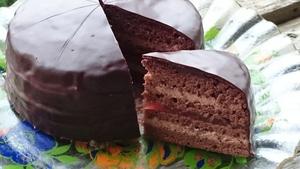 チョココートケーキ☆