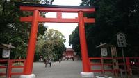 やって来ました。....京都です。