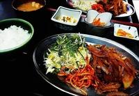 生姜焼き定食❗