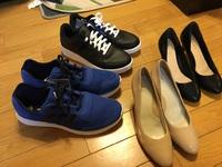 今日の買い物は靴!