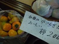 柿も販売しています♫