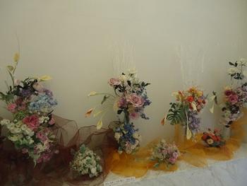 アートな花・花♪