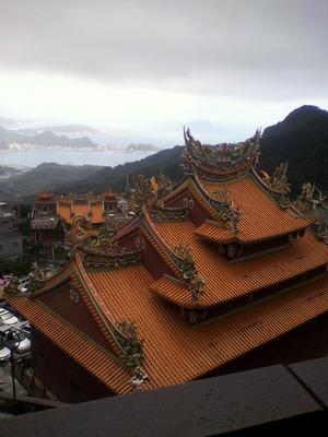 台湾仇分散策