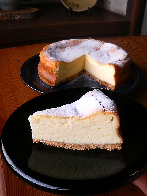今日のケーキは・・・