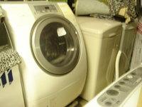 洗濯機各種あります