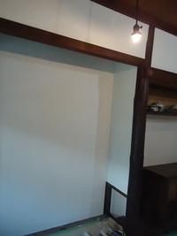 壁塗り完成しました♪