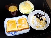 今日の食事