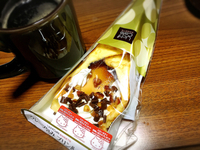クレープ包み プリン&バナナ 2016/12/29 00:17:19