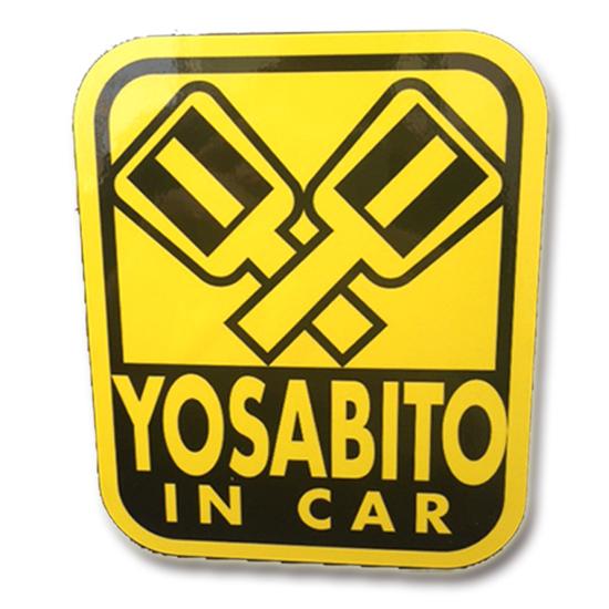 【公式グッズ】YOSABITOステッカー