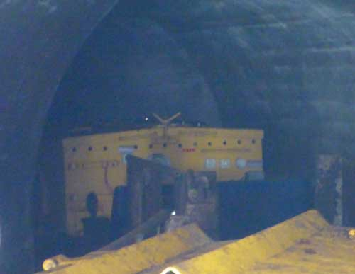 中竜鉱山情報