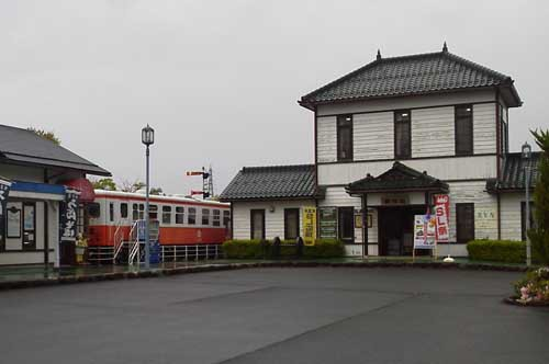 加悦鉄道「春のイベント」