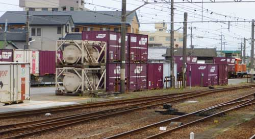 延岡コンテナセンター情報