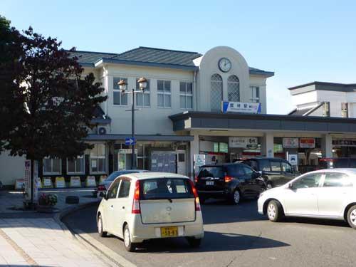 東武館林駅