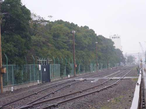 神奈川臨海鉄道水江線外れ情報