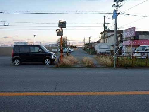 北沢網干産業鉄道上余部駅