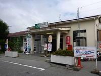 中央線小淵沢駅
