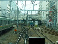 東海道線蒲田駅