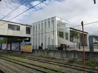 中央線茅野駅