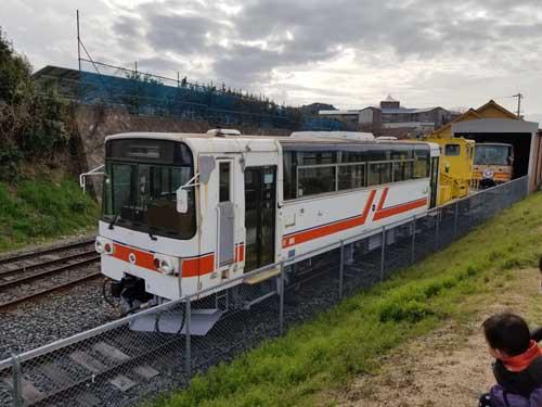 有田鉄道キハ58及びSW運転