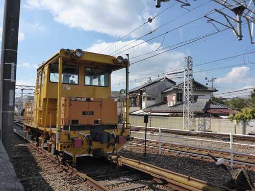 阪急石橋駅保線区