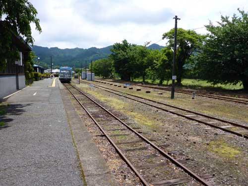 南阿蘇鉄道高森駅